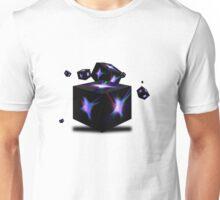 Fractal Cube Explosion Unisex T-Shirt