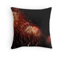 FULFILLED EXPECTATIONS Throw Pillow