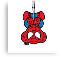 Spider-Bear Canvas Print