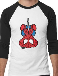 Spider-Bear Men's Baseball ¾ T-Shirt
