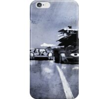 Le Mans iPhone Case/Skin