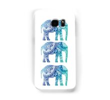 Blue Elephant Samsung Galaxy Case/Skin