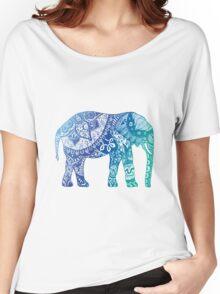 Blue Elephant Women's Relaxed Fit T-Shirt