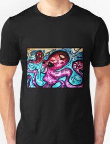 Abstract Art Wall T-Shirt