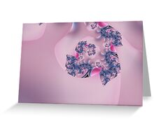 Wisp of Passion Greeting Card