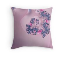 Wisp of Passion Throw Pillow