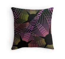 Later Than You Think Throw Pillow