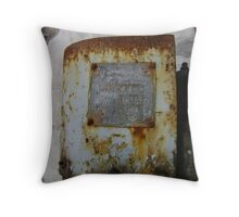 when ordering.. Throw Pillow