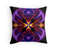 Entrapped Throw Pillow