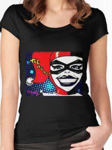 Tee Hee Hee! Women's Fitted Scoop T-Shirt