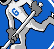 Greendale Hockey Club Sticker