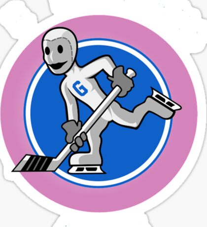 Greendale Hockey Club Sticker