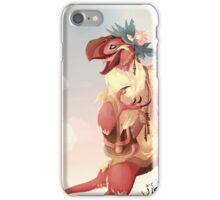 The Berry Picker iPhone Case/Skin
