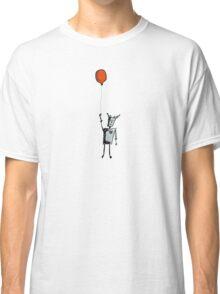 Sad Robot: Red Balloon Classic T-Shirt