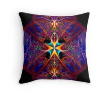 Maltese Reflections Throw Pillow