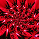 Poinsetta Passion by Julie Shortridge
