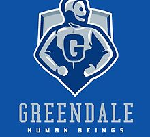 Greendale Human Beings by manbearpigcat7