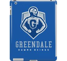 Greendale Human Beings iPad Case/Skin