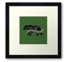 House Mormont Framed Print