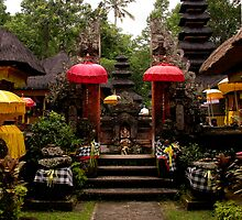 Campuan Temple, Ubud, Bali by JonathaninBali