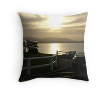 Byron Bay Lighthouse, Byron Bay, NSW Throw Pillow
