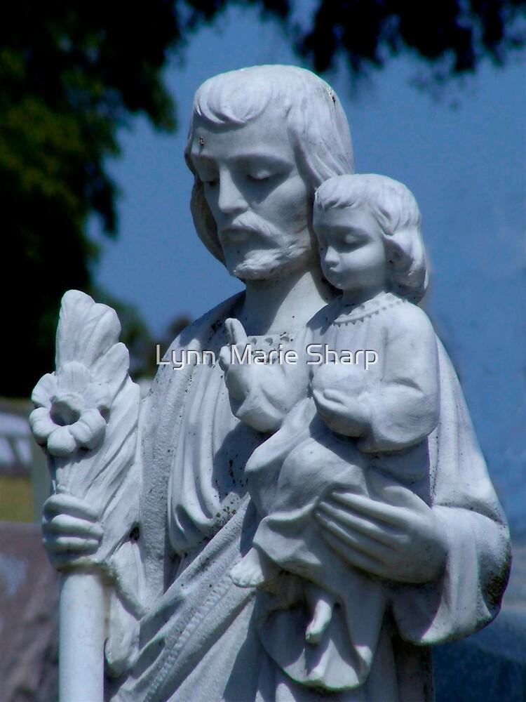 Jesus, My Redeemer by Marie Sharp