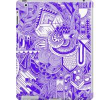 Indigo Wave iPad Case/Skin