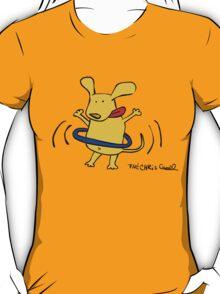Yellow Dog Blue Hoop T-Shirt