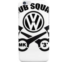 DUB SQUAD iPhone Case/Skin