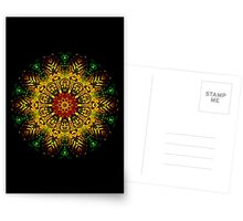 Shrine of the Deep Forest Holy Postcards