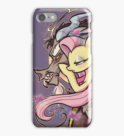 Beauty and the Beast - FlutterCord iPhone Case/Skin