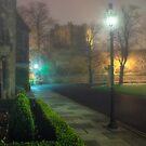Durham Castle by David Lewins