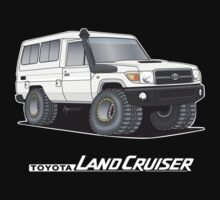 Toyota Troop Carrier by Adam1991