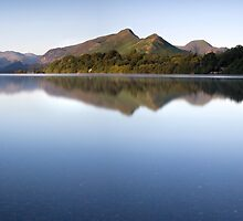Lake Derwent by igotmeacanon