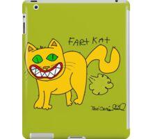Fart Kat iPad Case/Skin