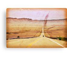Highway 191 Canvas Print