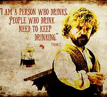 Tyrion - Quote by kramprusz