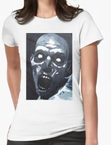 Hungry Zombie- Abstract Zombie Painting T-Shirt