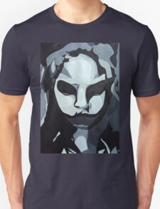 Sinister Zombie- Zombie Girl Painting  Unisex T-Shirt