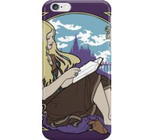 Books: Gateway to Other Realms iPhone Case/Skin