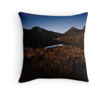Cradle Scape Throw Pillow