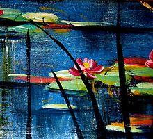 Mum's Monet by Vanessa Barklay