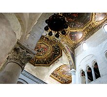 Basilica of Saint Nicholas Photographic Print