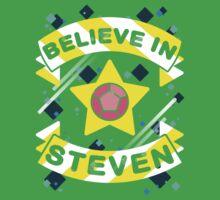 Believe in Steven Kids Clothes