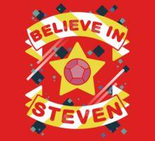 Believe in Steven One Piece - Short Sleeve