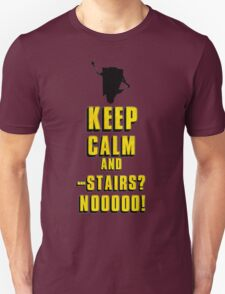 Keep Calm and --- Stairs? T-Shirt