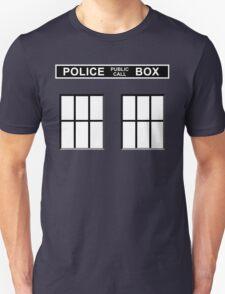 Police Public Call Box - Tardis  Unisex T-Shirt
