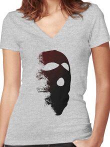 Criminal Concept 2 | Four Women's Fitted V-Neck T-Shirt