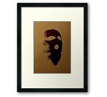 Criminal Concept 2 | Four Framed Print