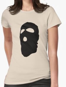 Criminal Concept 2   Two Womens Fitted T-Shirt